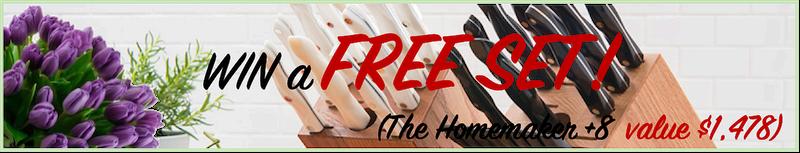 Win a Homemaker Set